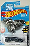Hot Wheels Batman Series 1/5 DC Justice League Batmobile Toy Car(Multicolour)