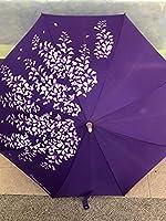 鬼滅の刃 藤の花 傘 梅雨