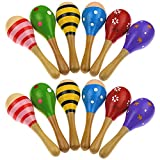 Maracas to improve your child's fine and gross motor skills