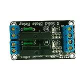 Ecloud Shop® 2V canali Omron SSR relè a stato solido per Arduino Uno Duemilanove Mega2560Mega1280Arm DSP PIC