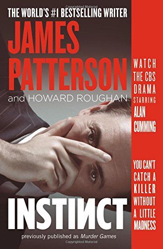 Instinct (previously published as Murder Games) (Instinct, 1)