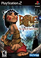 Brave The Search for Spirit Dancer(PlayStation2 輸入版:北米)