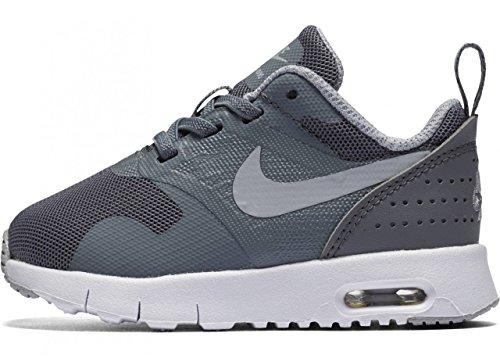 Nike Nike Jungen Unisex Kinder Air Max Tavas (TDE) Sneaker, Schwarz, 21 EU
