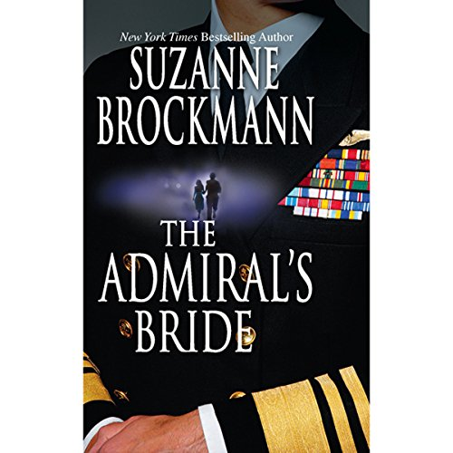The Admiral's Bride audiobook cover art