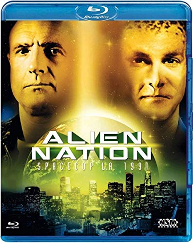 Alien Nation - Spacecop L. A. 1991 - Uncut [Alemania] [Blu-ray]
