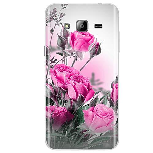 Funda de silicona suave para Samsung Galaxy Core Prime G360 G360F G360H G361 G361F G361H SM-G361H SM-G360H SM-G361F Funda de teléfono Coque (color 7)