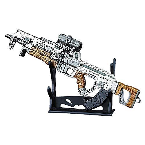 XINBOHAO APEX Legends Games1/6 Metal VK-47 Flatline Pistola de rifle d