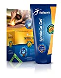 RelieveIt Spraingo Gel Fast Acting Gel That Significantly Reduces Swelling with Pain from Sprains Within 12-48 Hours
