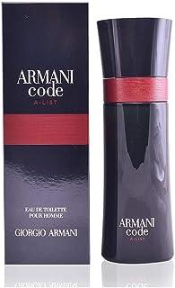 Giorgio Armani Agua de colonia para hombres - 75 ml.