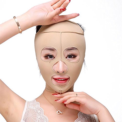 Frcolor Gesicht Abnehmen Maske Gesicht Bandage Gesichtsmaske