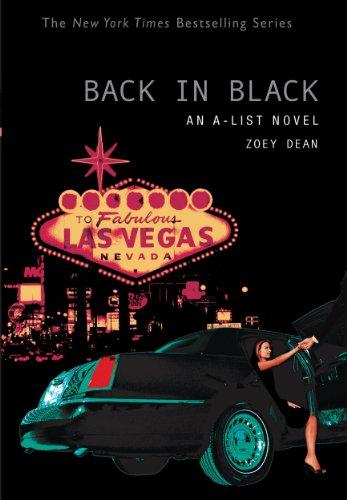 Back in Black: An A-List Novel (The A-List Book 5) (English Edition)