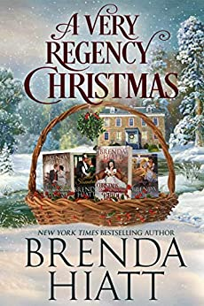 A Very Regency Christmas: Christmas Promises, Christmas Bride, Gallant Scoundrel, and The Runaway Heiress by [Brenda Hiatt]