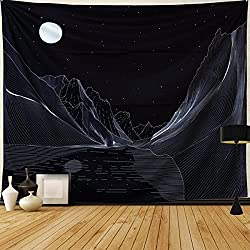 Black Mountains & Moon Tapestry