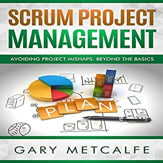 Scrum Project Management: Avoiding Project Mishaps cover art