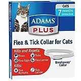 Adams Plus Flea and Tick Collar, All Sizes, Cat