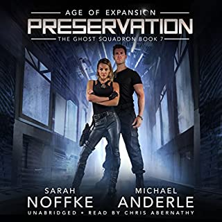 Preservation: Age of Expansion audiobook cover art