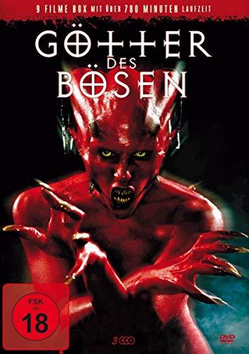 Götter des Bösen - 9 Filme Box-Edition [3 DVDs]