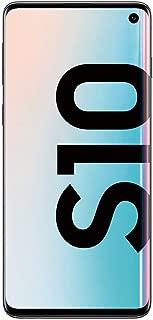 """Samsung Galaxy S10 - Smartphone de 6.1"""",  Dual SIM, Negro (Prism Black), - [Version español]"""