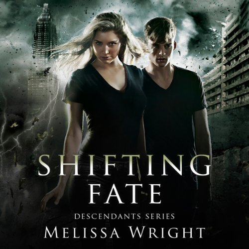 Shifting Fate audiobook cover art