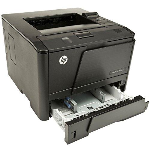 HP Pro 400 M401dne Laserdrucker (1200x1200 dpi, Wifi, USB) schwarz