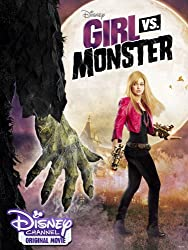 Disney Channel Original Movie Girl vs. Monster