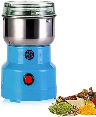Multifunction Smash Machine, Ultra Fine Dry Food Grinder, Household Electric Grain Grinder Coffee Bean Seasonings Spices Mill Powder Machine