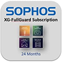 Sophos XG 85 FullGuard with Enhanced Support - 24 Month