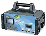 Ring Automotive RCB320 Fully Auto Battery Charger/Engine Start Metal Case, 12 V, 20/80