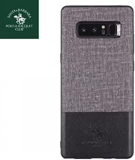Apple Iphone X Virtuoso Santa Barbara Polo & Racquet Club Leather Case (black)