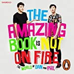 The Amazing Book Is Not on Fire cover art