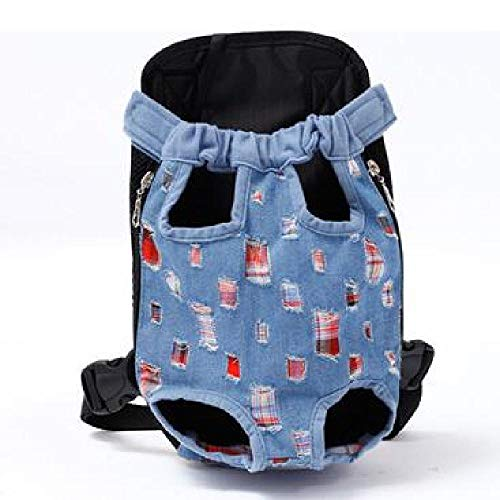 U/A Pet Prodcuts Portable Carrier For Cat Breathable Cartoon Print Canvas Dog Bag Backpack Puppy Travel Carrier For Small Dog