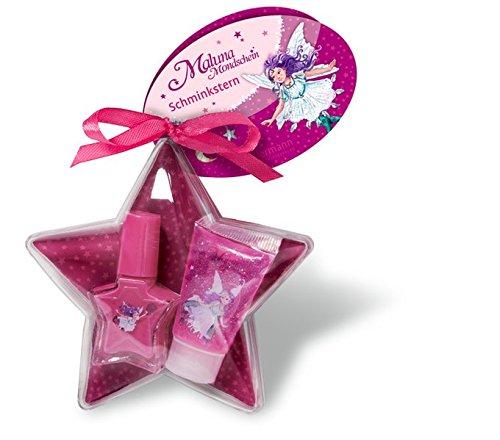 Maluna Mondschein Beauty-Stern: mit Lipgloss und Nagellack