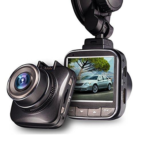 "Black Box G50 Original Dashboard Dash Cam - Full HD 1080P H.264 Car Video DVR 2.0"" LCD - G-Sensor, Motion Detection & Loop Recording"