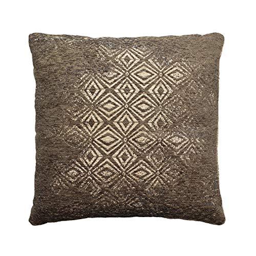 Cuscino arredo 50x50 cm tacito grigio Grigio