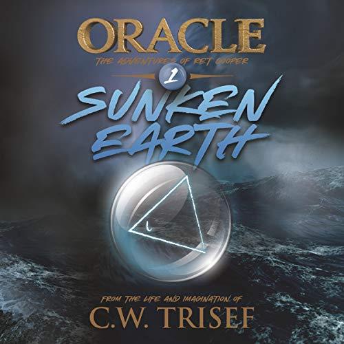 Oracle - Sunken Earth (Vol. 1) audiobook cover art