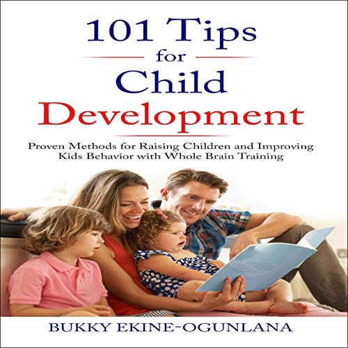 『101 Tips for Child Development』のカバーアート