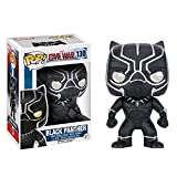 Funko Pop! Marvel: Captain America 3 - Black Panther (PS4, Xbox One)