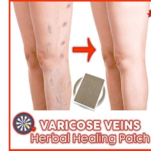Parche de curación de hierbas varicosas, calidad original (12 unidades)