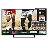 Hisense 65AE7200F 164cm (65 Zoll) Fernseher (4K Ultra HD, HDR, Triple Tuner DVB-C/S/S2/T/T2,...