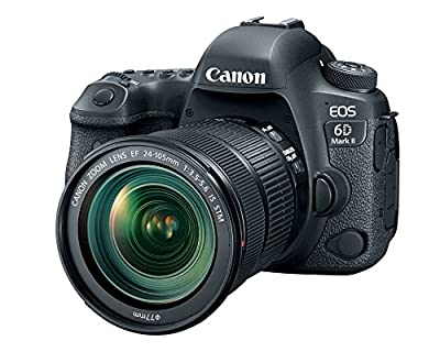 "Canon Cameras US 26.2 EOS 6D Mark II Body with 3"" LCD by Canon"
