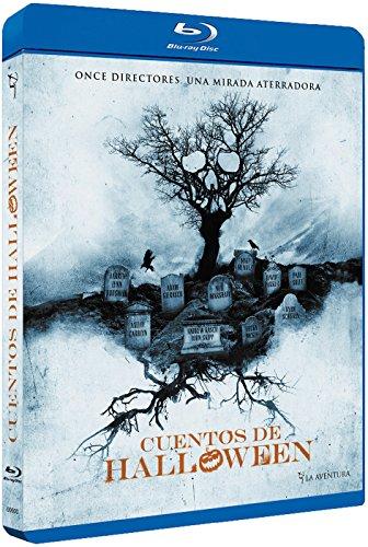Cuentos De Halloween Blu-Ray [Blu-ray]