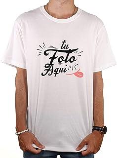 Amazon.es: personalizados con foto - Camisetas / Camisetas y ...