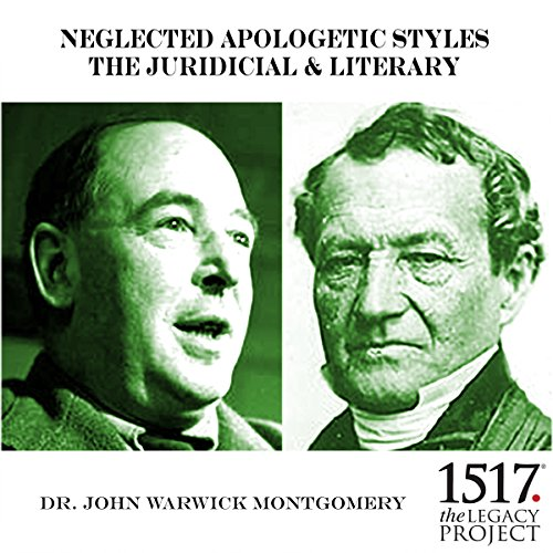 Neglected Apologetic Styles - The Juridicial & Literary audiobook cover art