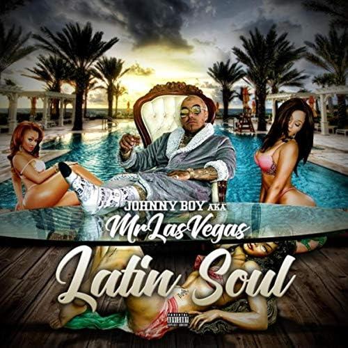 Johnny Boy Aka Mr Las Vegas