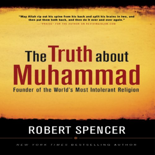 The Truth About Muhammad copertina