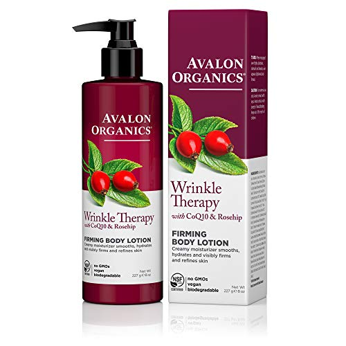 Avalon Organics CoQ10 230 ml Wrinkle Therapy Ultimate Firming Lotion