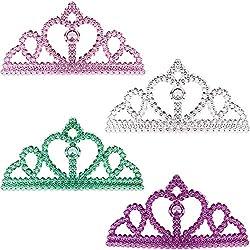 Party Favors Tiara Haircombs