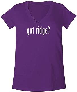 got Ridge? - A Soft & Comfortable Women's V-Neck T-Shirt