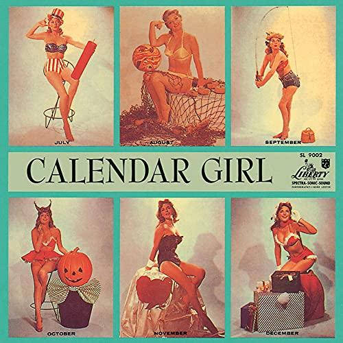 カレンダー・ガール(限定盤)