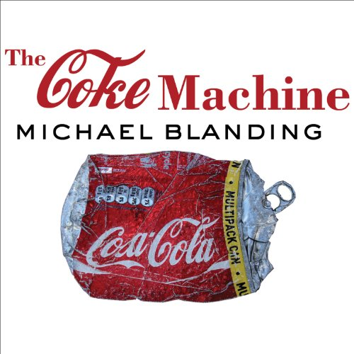 The Coke Machine audiobook cover art